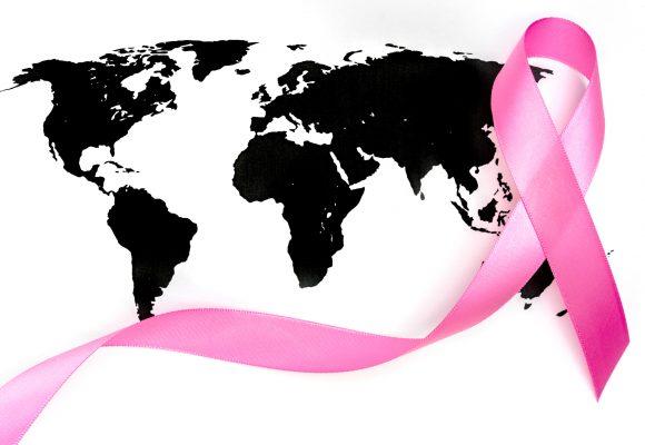 Růžový říjen – bojujme proti rakovině prsu společně